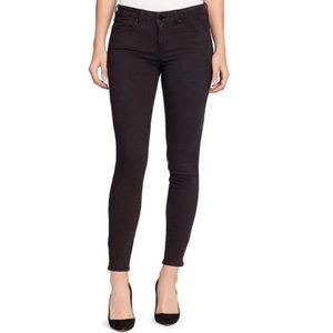 NWT William Rast Skinny Textured Black Jeans